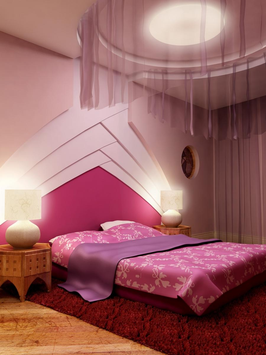 photos of pink and purple bedrooms. Black Bedroom Furniture Sets. Home Design Ideas