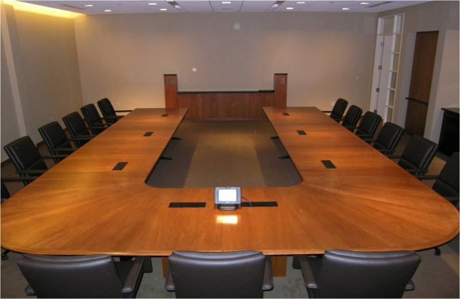 Boardrooms are special places and often, standard table solutions...