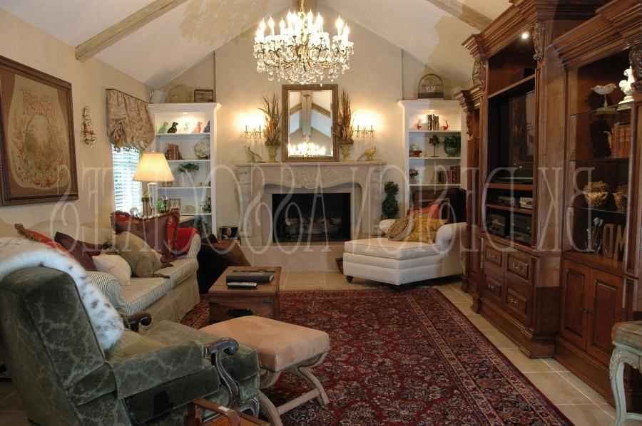 French Country Interior Design Photos