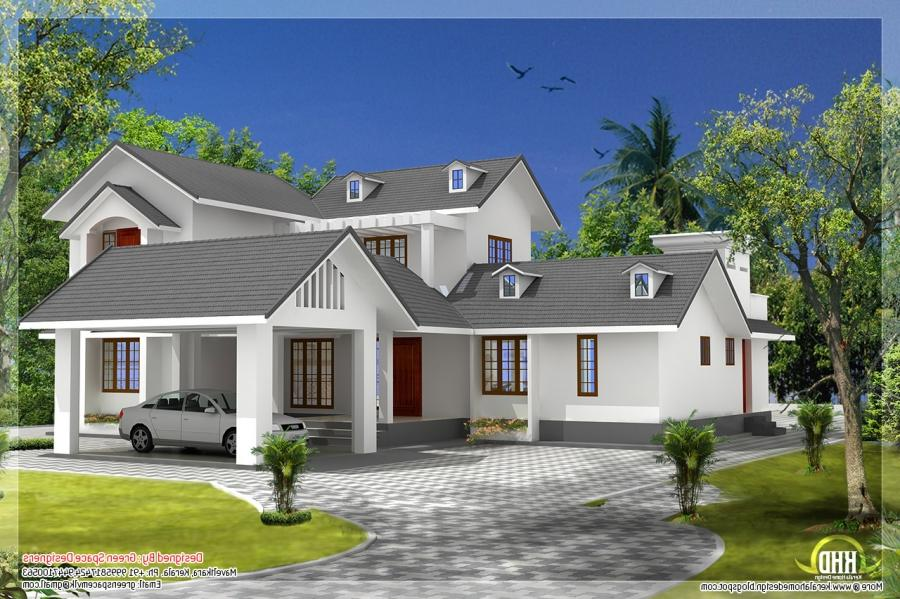 Best house plans with photos u2013 November 2012 u2013 Kerala...