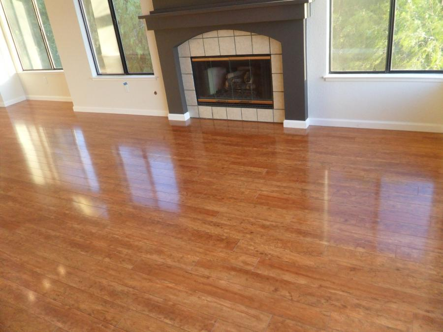 ... Office Featured Laminate Or Hardwood Plank Flooring Nyc Real...