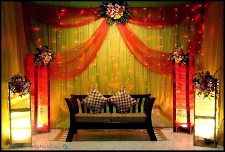 ... idea of wedding ceremony stage design, beauty of wedding...