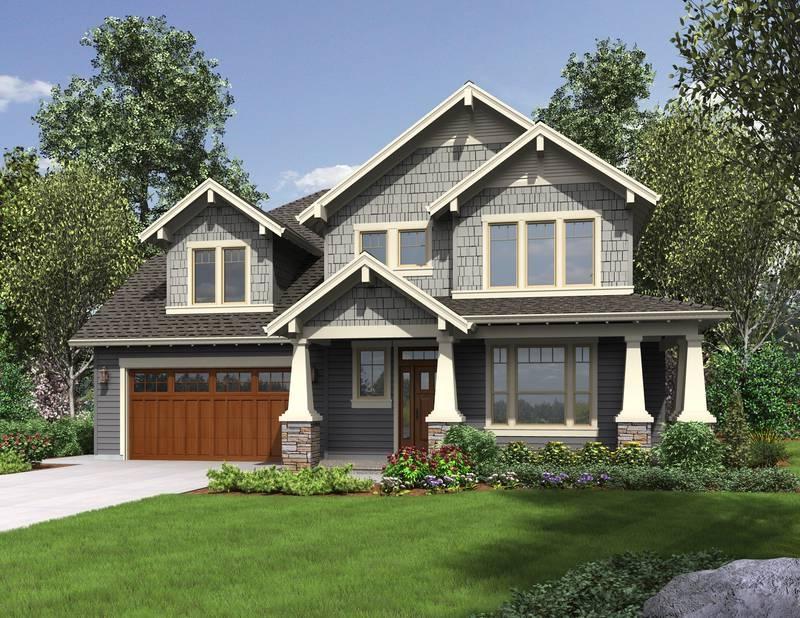 Craftsman Style House Photo