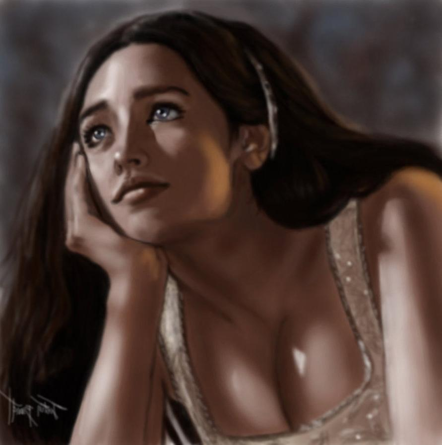 Pity, Olivia hussey romeo for