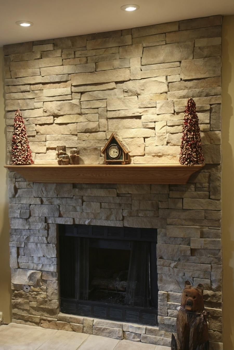 Photo Gallery And Brick Fireplaces
