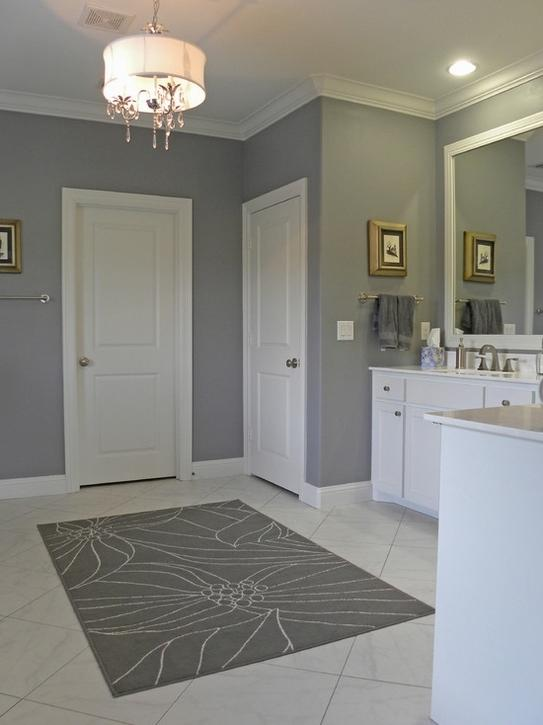Next » Prev « u0026middot; Gray Bathroom Color Inspirations...