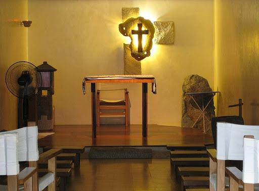 christian prayer room