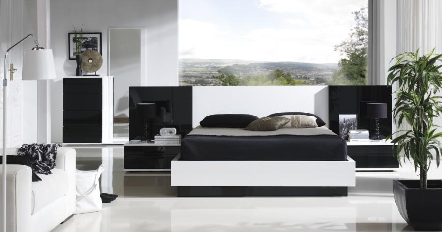 Modern furniture bedroom photos for Bedroom furniture in spanish