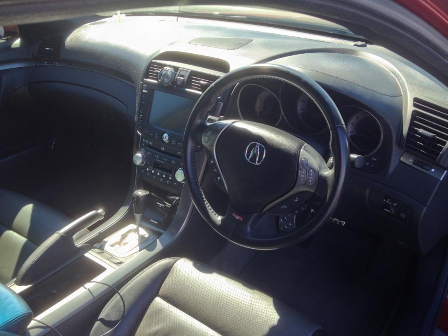 2007 Acura Tl Interior Photos