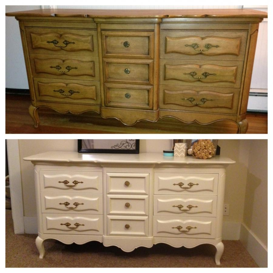 Before And After Furniture Photos