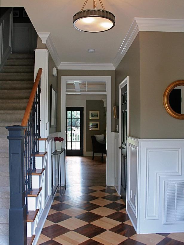 Unique Foyer Flooring : Foyer floors photos
