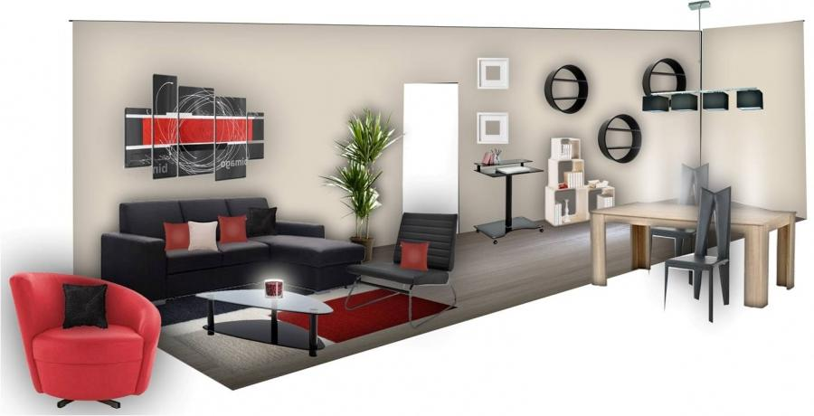 Photos decoration interieur moderne - Decoration interieur salon moderne ...