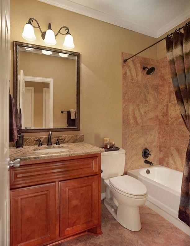 Guest Bathroom Remodel Photos - Bathroom remodel flower mound tx