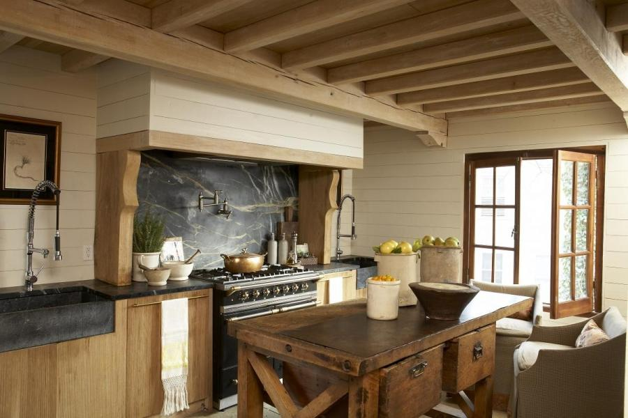 Photos of country kitchens