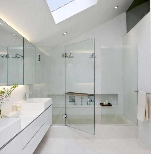 White Bathroom Idea Singapore