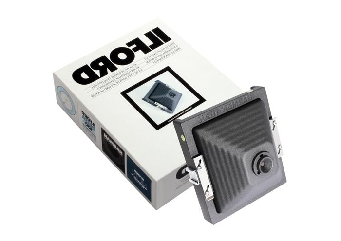ILFORD PINHOLE PHOTOGRAPHY KIT featuring HARMAN TiTAN Pinhole...