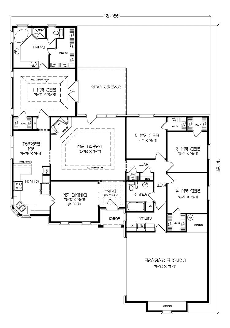 English Cottage House Plans Photos