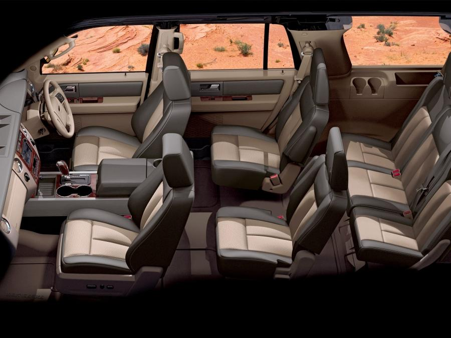 Interior Photos Of Ford Expedition