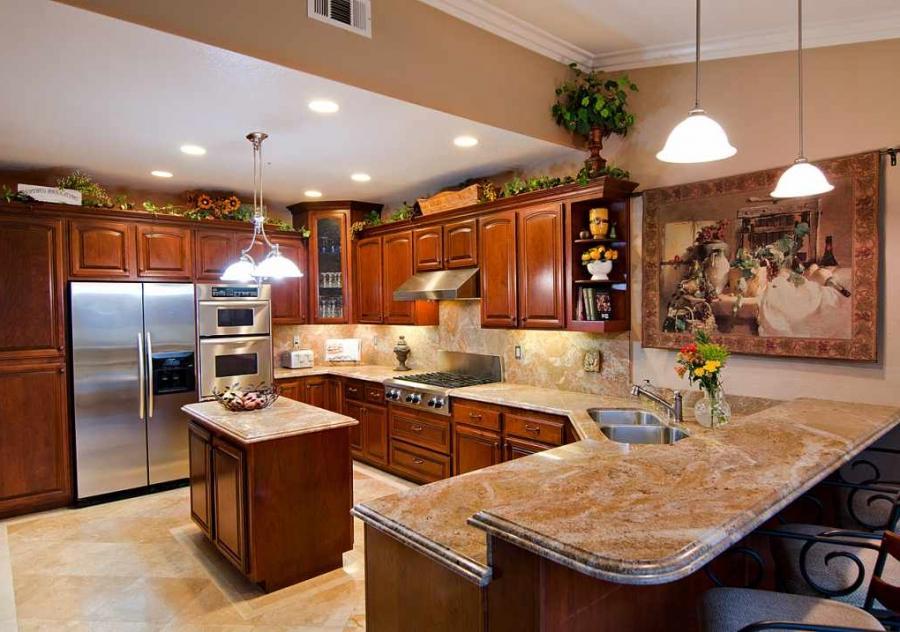 Kitchen Countertops Photo