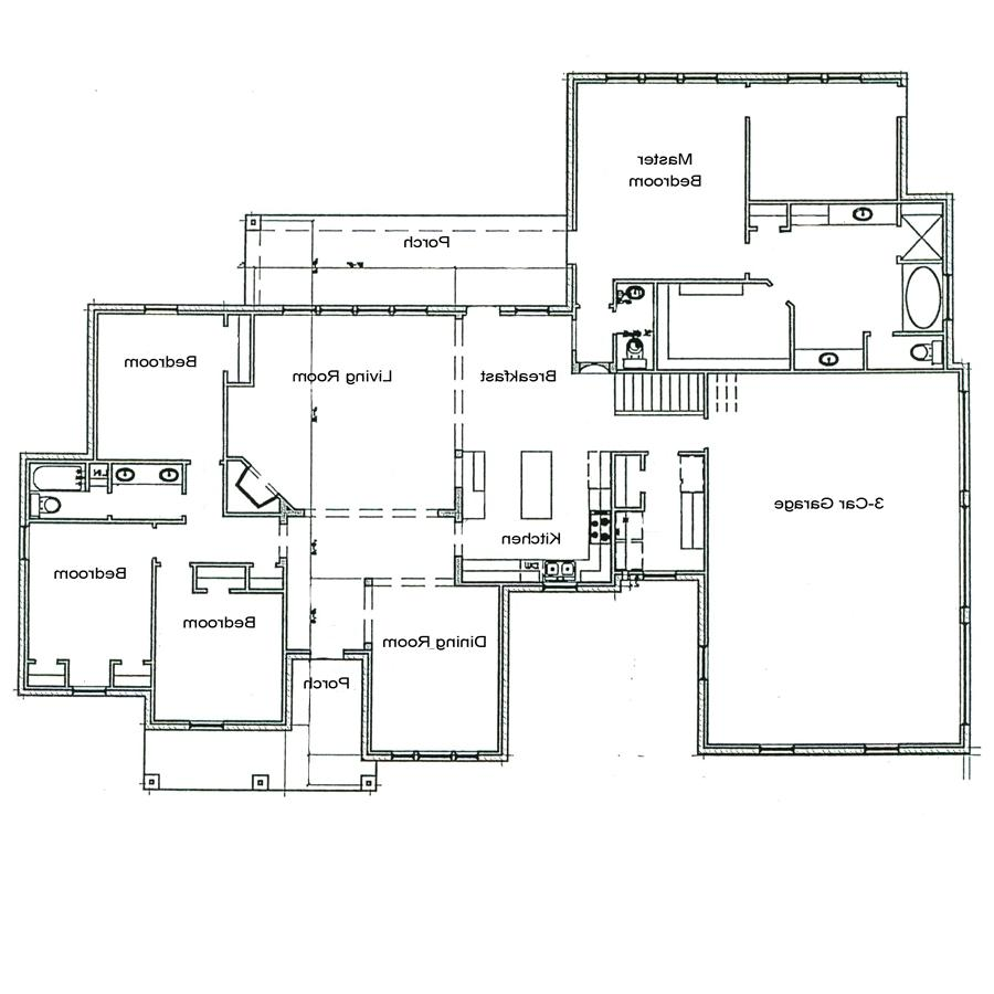 alternative house plans photos
