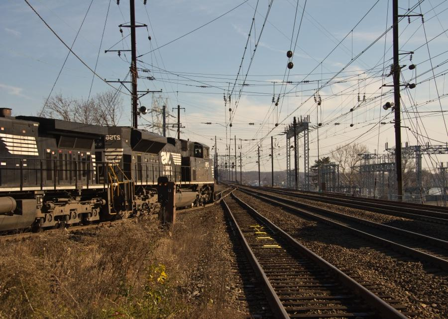 Rerouting and passing siding[edit]