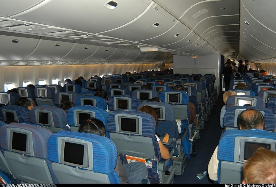 Boing 747 400 Interior Pictures to Pin on Pinterest ...