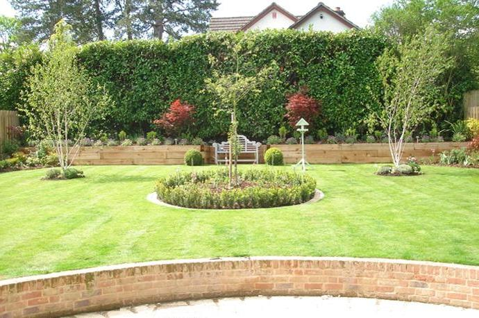 Garden Landscaping Photos