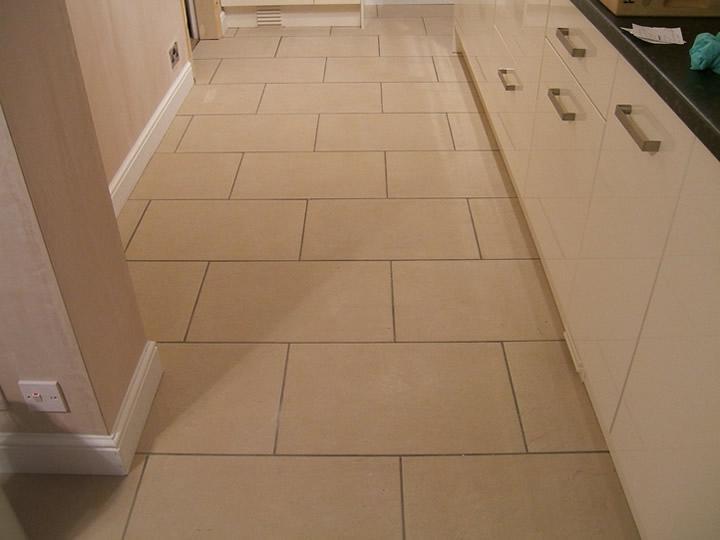Rectangular Floor Tile Photo