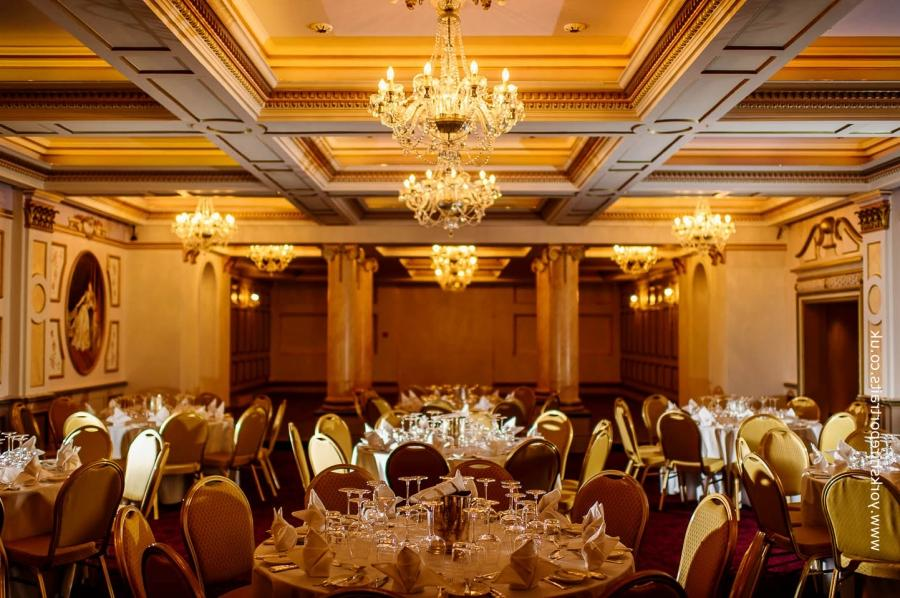 Government House Ballroom.