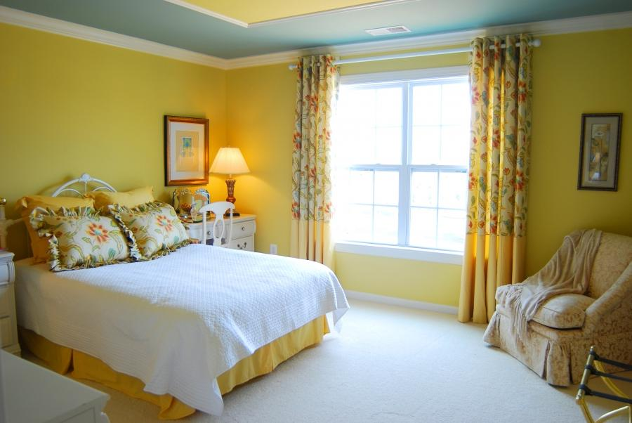 eventsstyle.com 7576 Yellow bedrooms designs for couples