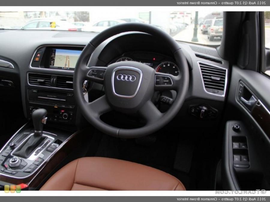 Interior Photos Of Audi Q5