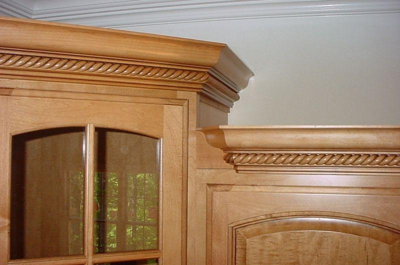 how to cut a crown molding corner and measurement