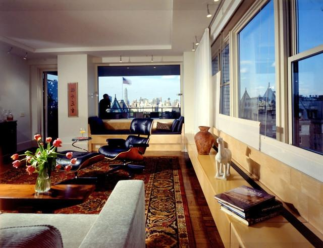 Interior photos of the dakota apartments for Apartment overlooking central park