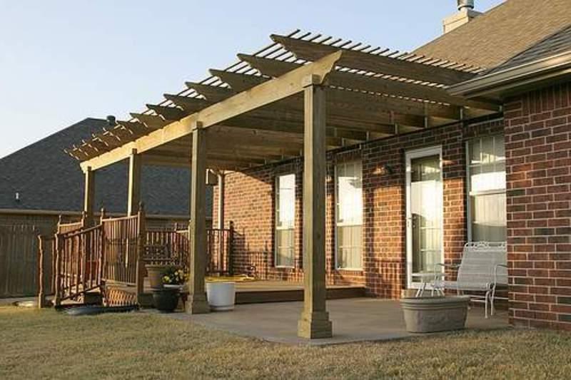 Corridor Roof Design: Patio Roof Designs Photos