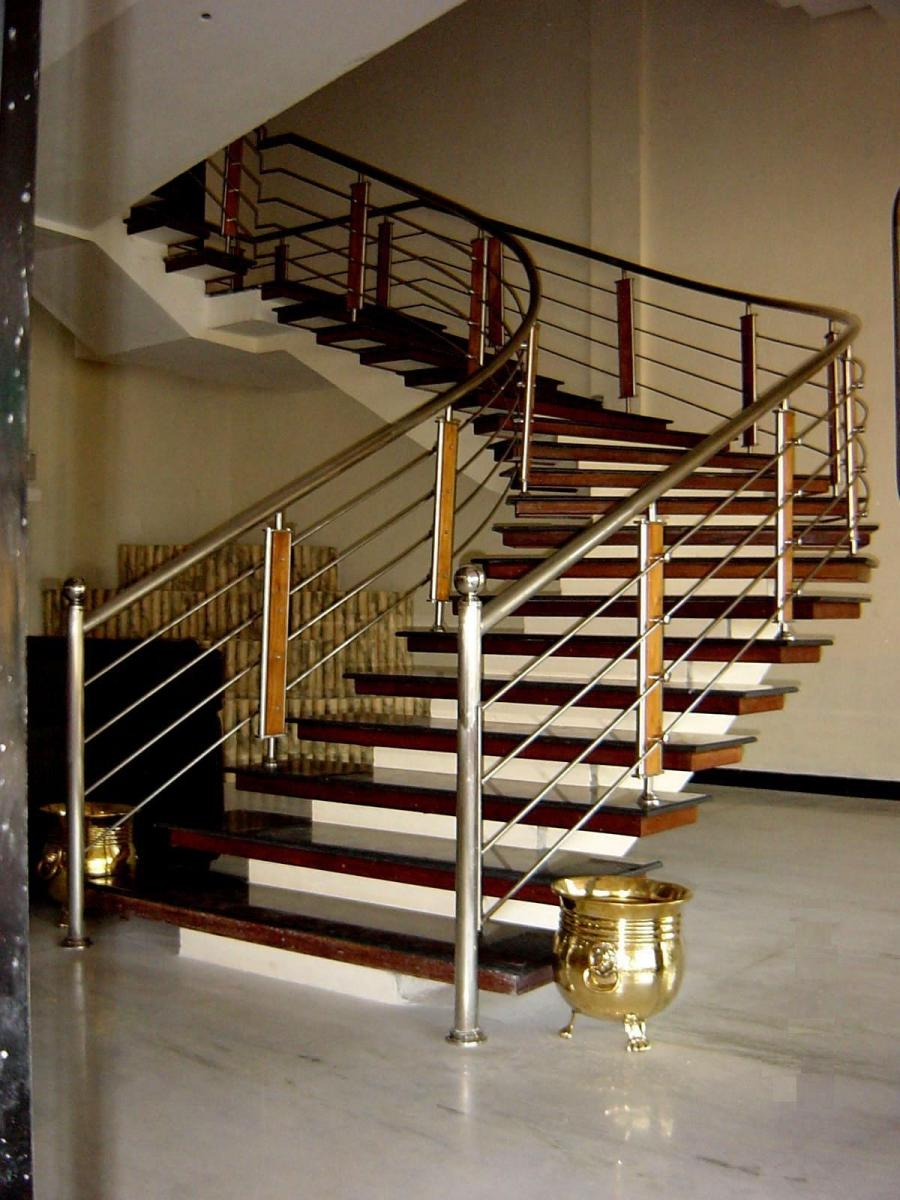 Stair Grills Photo