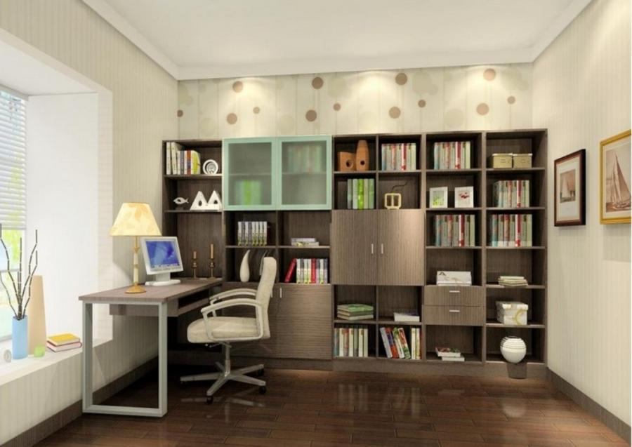 Photo study room - Study room furniture designe ...