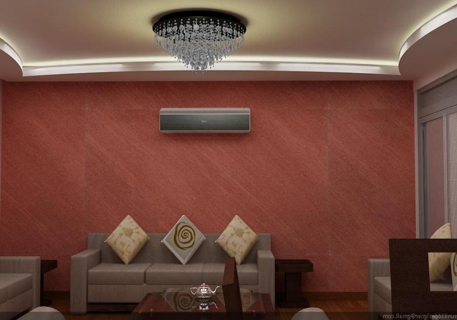 minimal false ceiling