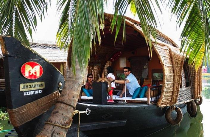 Kerala House Boats Photos