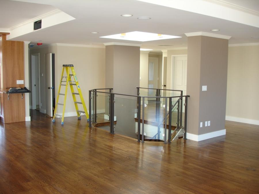 Rescreening Hardwood Floor Problems Photo