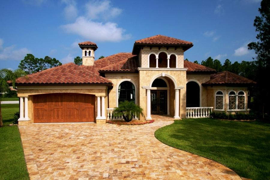 Tuscan house plans with photos Tuscan style house plans