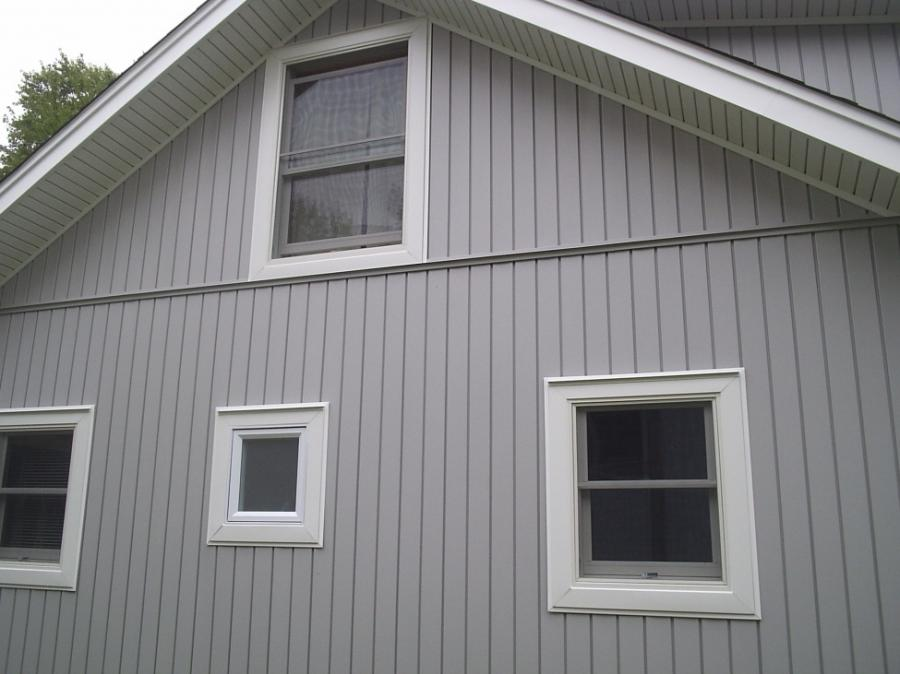 Vertical Vinyl Siding Photos