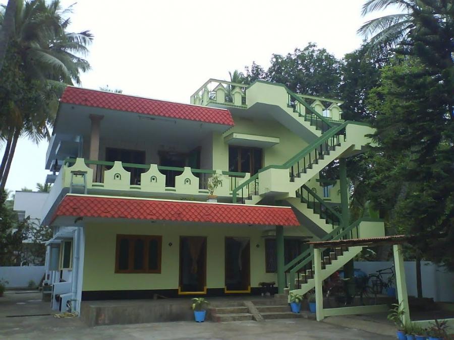 Brahmanandam House Photos In Hyderabad