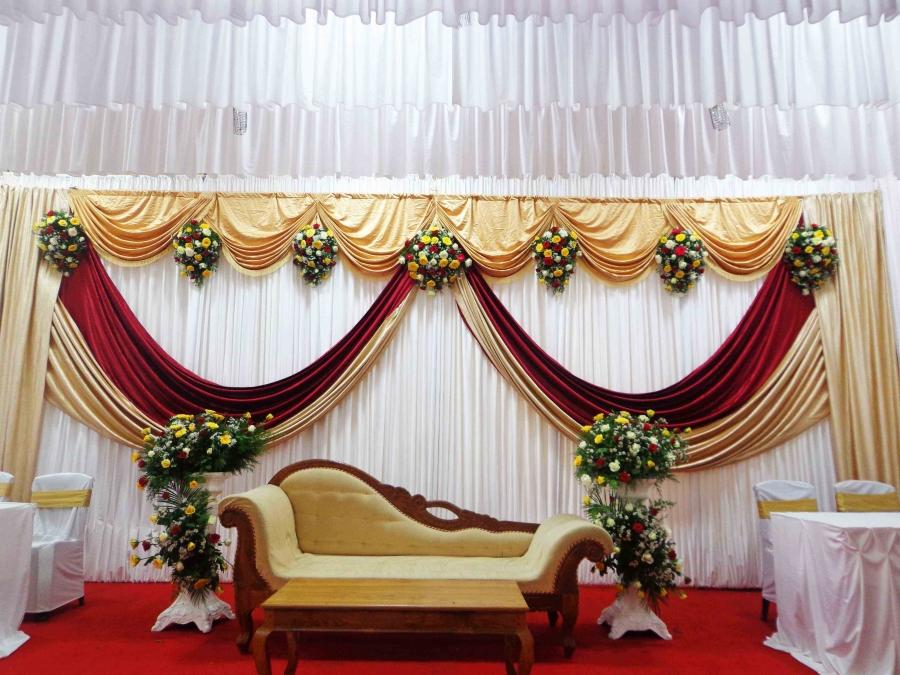 Stage Decoration Kottayam : Stage decoration photos for engagement