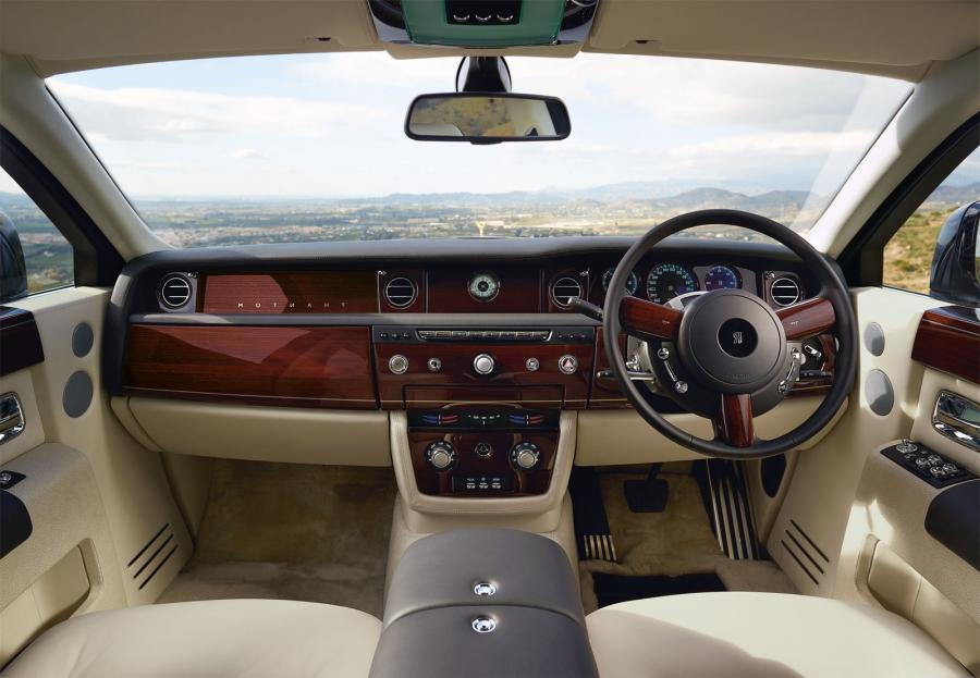 Rolls Royce Cars Interior Photos