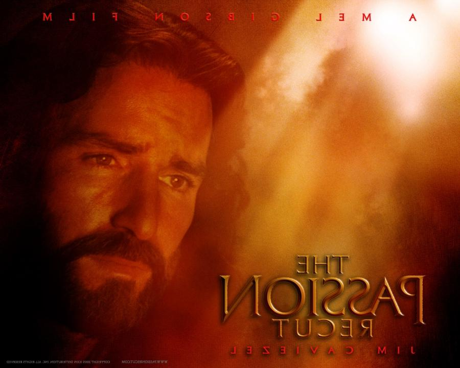 Amazoncom The Passion of the Christ Widescreen Edition