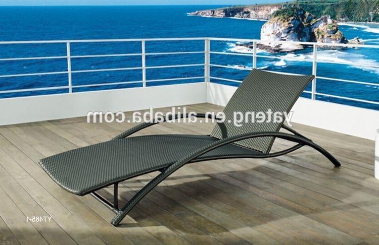 aluminum frame teak arm lounge chair cheap beach chairs source
