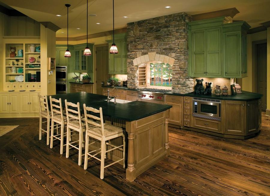 Farmhouse Interior Design More House Plans All About House