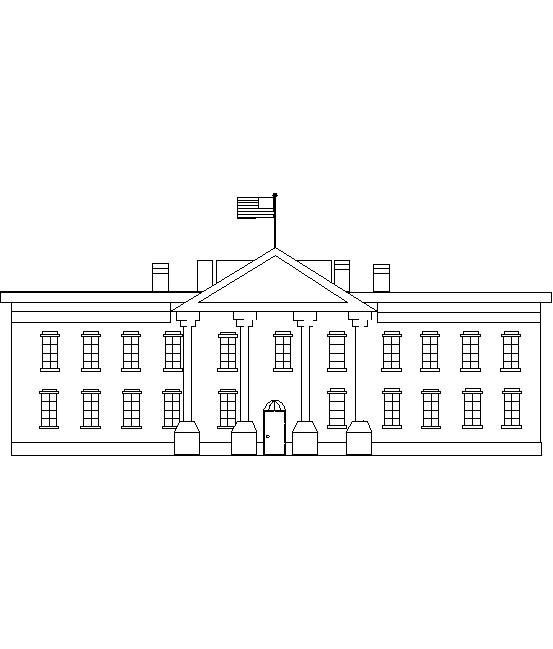 Printable white house photos