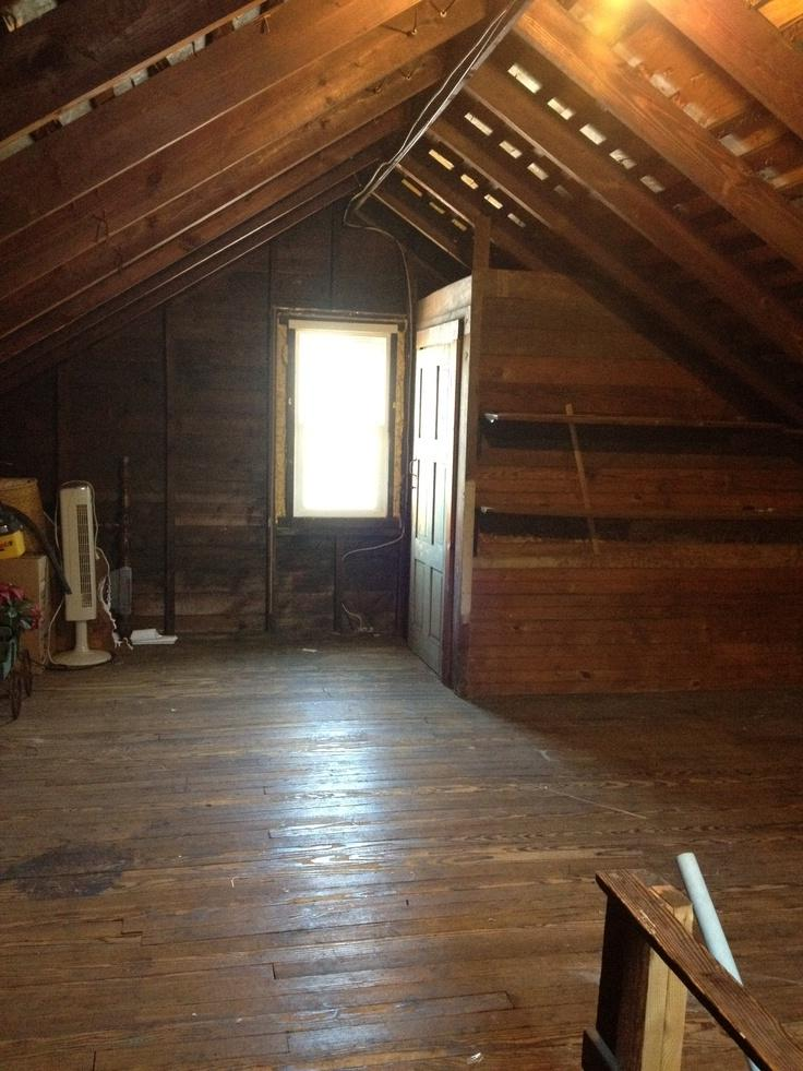 Photos Of Finished Attic Spaces