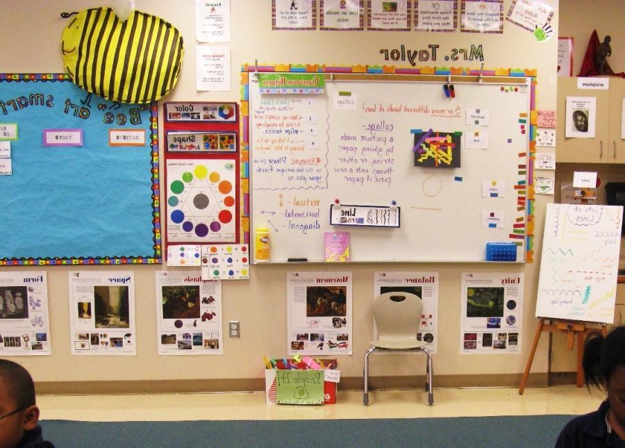 Photos elementary art ...